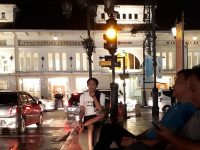 Tempat Wisata Malam di Bandung - Jalan Braga Cover