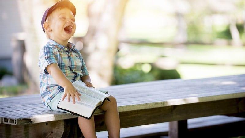 Meme Lucu Bahasa Jawa - Anak Tertawa