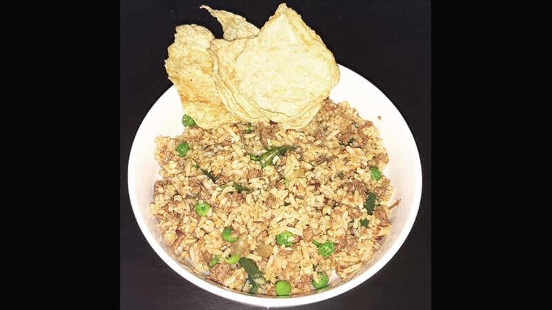 Resep Nasi Goreng Kambing - Bumbu Kari