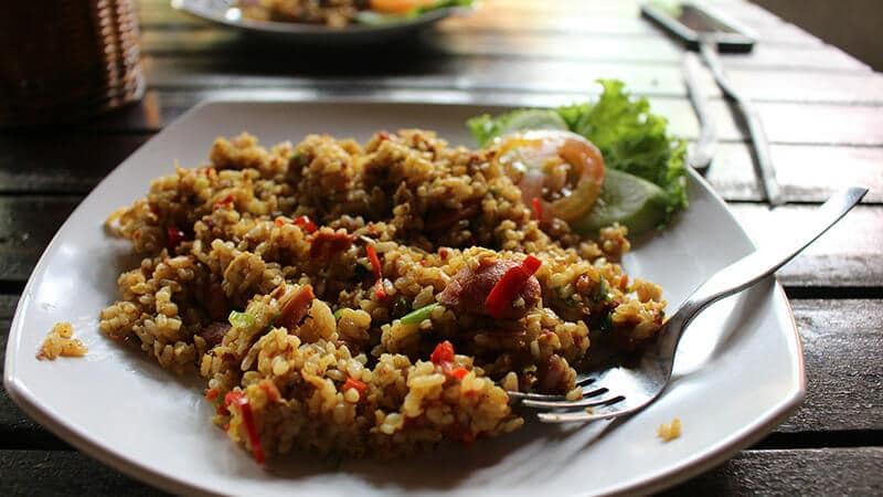 Resep Nasi Goreng Kambing - Nasi Goreng Kambing Sederhana