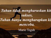 Kata-Kata Bijak - Mario Teguh
