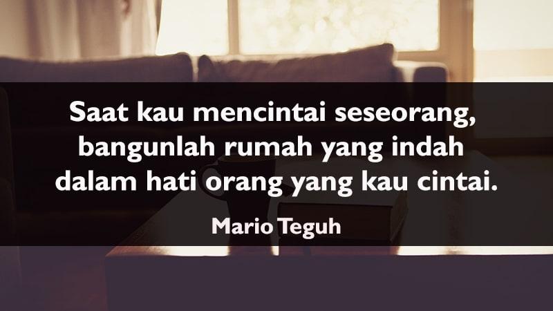 Kata-Kata Romantis - Mario Teguh