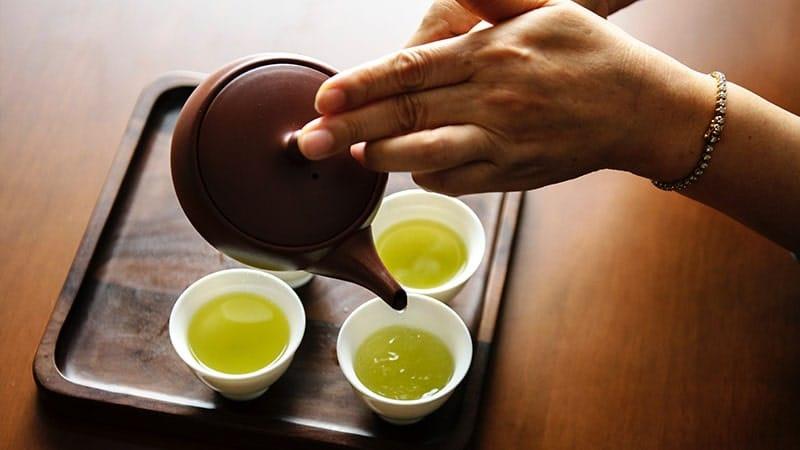 manfaat minum teh - teh hijau