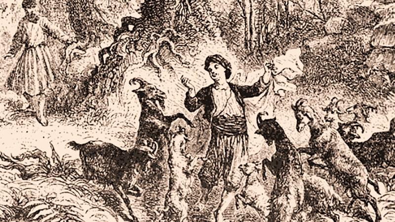 Sejarah dan Jenis Kopi - Legenda Kaldi dan Kambing