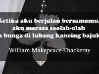 Kata-Kata Romantis Lucu - William Makepeace Thackeray