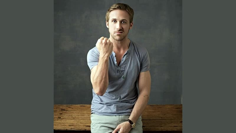Foto Lucu Artis Hollywood - Ryan Gosling