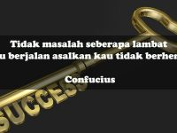 Kata-Kata Motivasi Sukses - Confucius