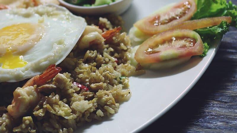 Resep Nasi Goreng Seafood - Nasi GOreng Seafood