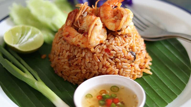 Resep Nasi Goreng Seafood - Rumahan