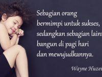 Kata-Kata Motivasi Kerja - Wayne Huzeinga