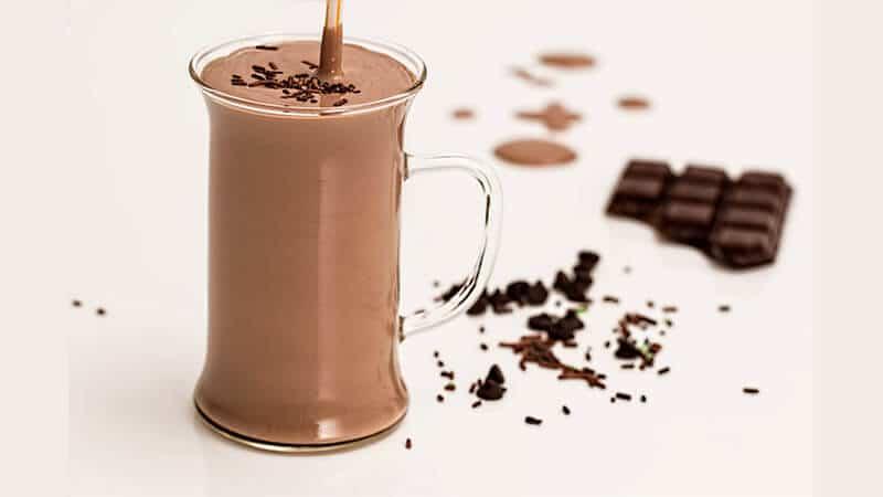 Cara Membuat Susu Kedelai - Susu Kedelai Cokelat