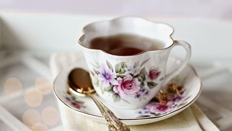 jenis jenis teh di Indonesia - secangkir teh