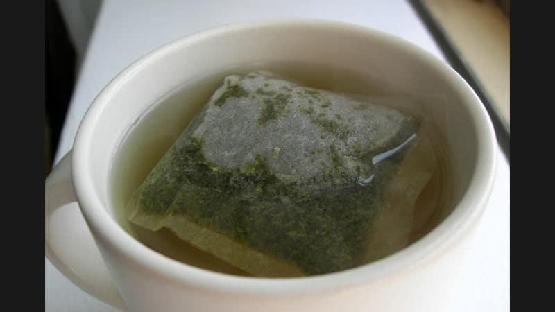 jenis jenis teh di Indonesia - teh hijau