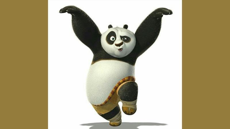 Gambar DP Lucu Banget Bikin Ngakak - Kung Fu Panda