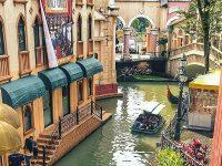 Tempat Wisata di Bogor Puncak - Little Venice