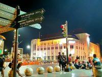 Tempat Wisata Jogja Malam Hari - Titik 0 Km Jogja
