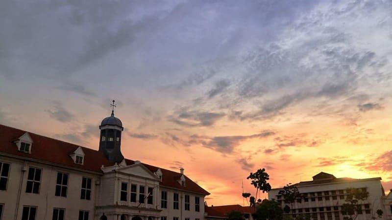 Wisata Kota Tua Jakarta - Museum Fatahillah
