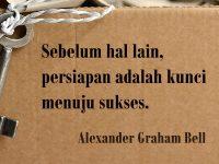 Kata-Kata Motivasi Hidup - Alexander Graham Bell