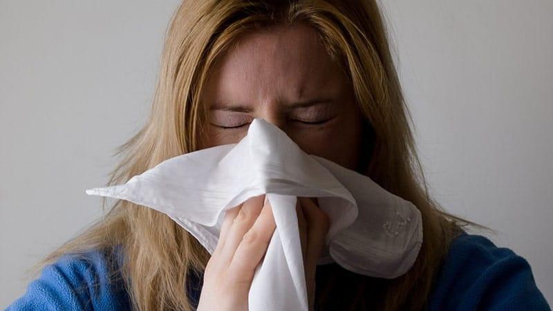 manfaat minum susu - alergi