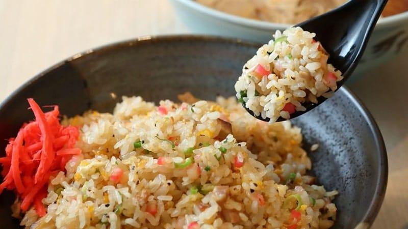 Resep Nasi Goreng - Nasi Goreng Jepang (Chaahan)