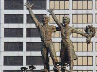 Tempat Wisata di Jakarta - Patung Selamat Datang