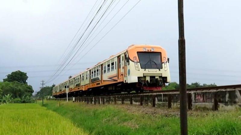 Tempat Wisata di Jakarta - Kereta Api