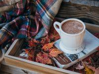 cara membuat coklat panas - minuman coklat panas