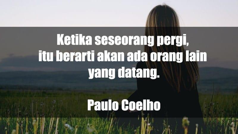 Kata-Kata Putus Cinta Sedih - Paulo Coelho