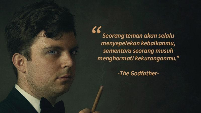 kata kata sindiran buat teman - the godfather