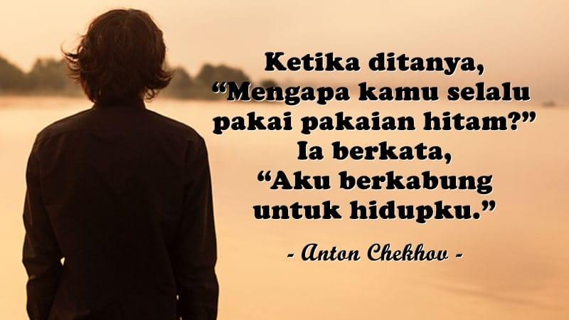 Kata-Kata Sindiran Halus - Anton Chekhov