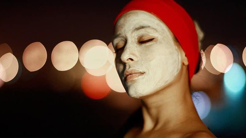 manfaat yogurt - masker wajah