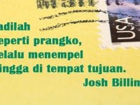 Kata-Kata Semangat Kerja - Josh Billings