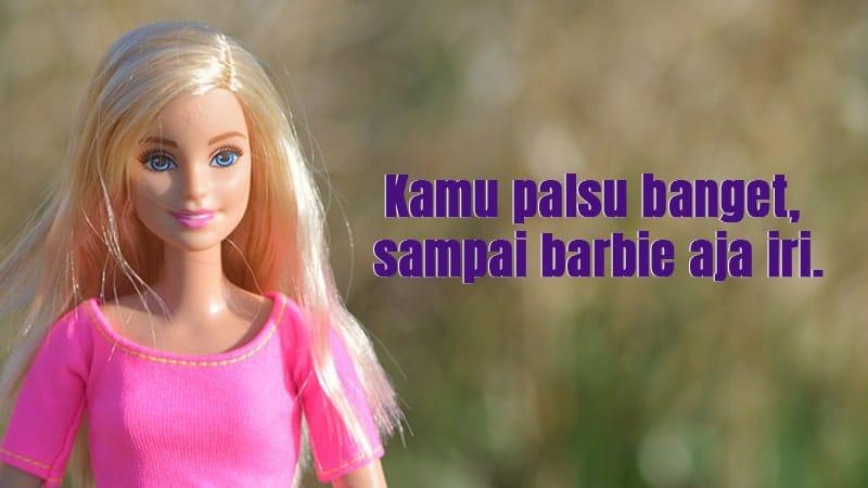 Kata-Kata Kesal Sama Seseorang - Barbie