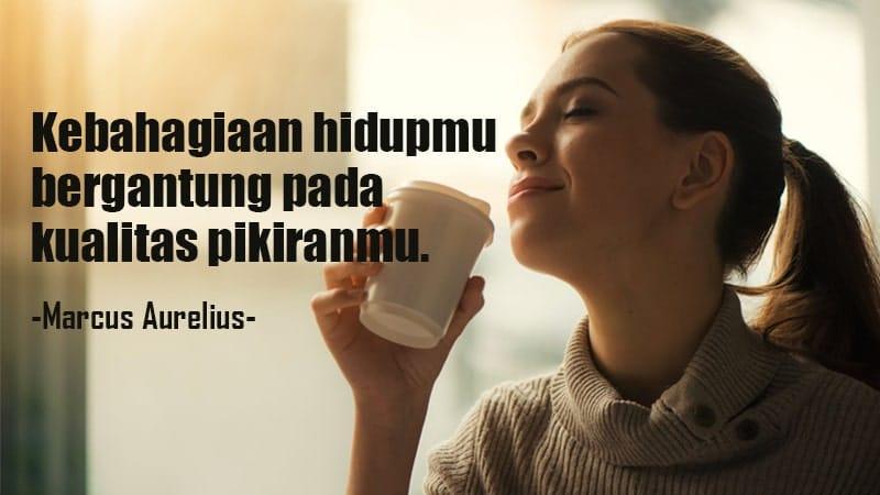 Kumpulan Kata-Kata Inspirasi - Marcus Aurelius
