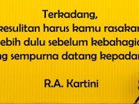 Kumpulan Kata-Kata Bahagia - R.A. Kartini