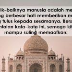 ucapan hari raya idul fitri - masjid