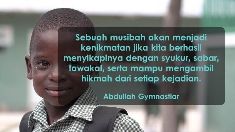 kata kata motivasi islami - aa gym