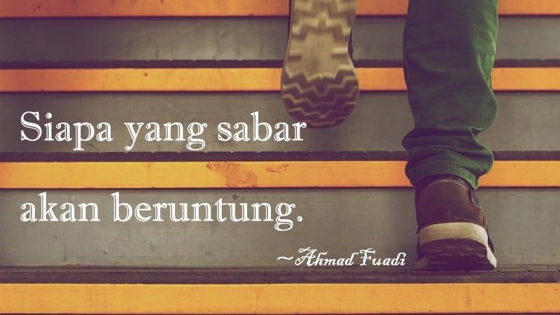 Kata-Kata Bijak Bersyukur - Ahmad Fuadi