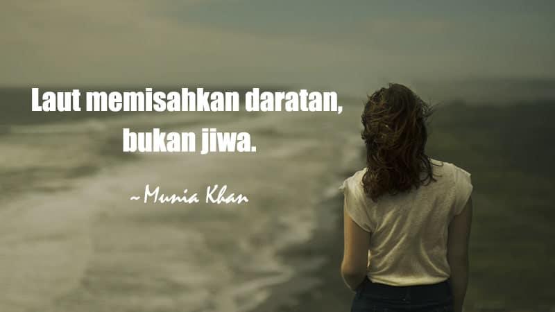 Kata-Kata buat LDR - Munia Khan