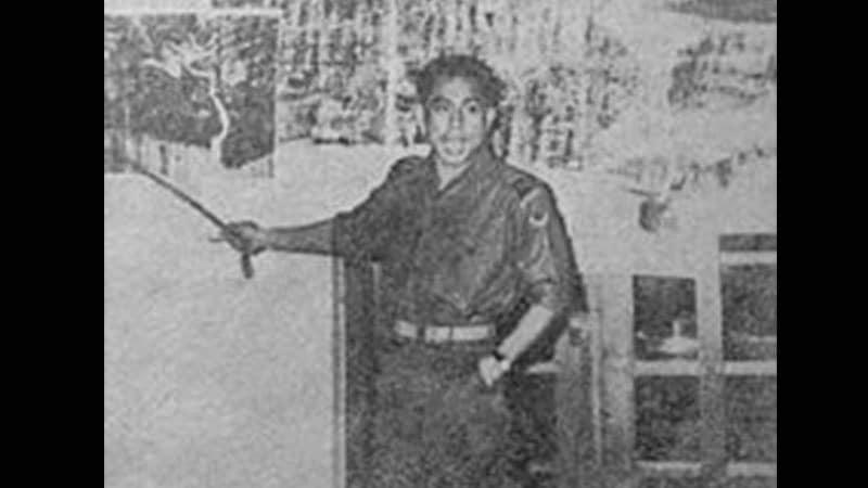 Biografi Ahmad Yani - Ahmad Yani Muda