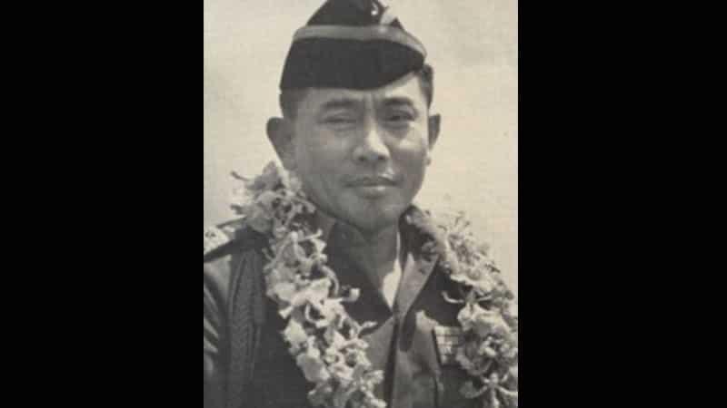Sejarah Ahmad Yani - Prajurit TNI