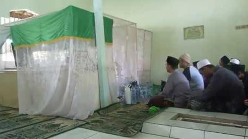 Biografi Sultan Ageng Tirtayasa - Makam Sultan Ageng