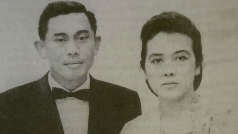 Biografi Ahmad Yani - Ahmad Yani dan Yayuk
