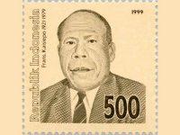 Biografi Frans Kaisiepo - Prangko Frans Kaisiepo