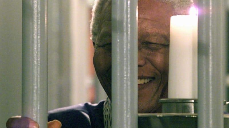Biografi Nelson Mandela - Nelson Mandela Ditahan