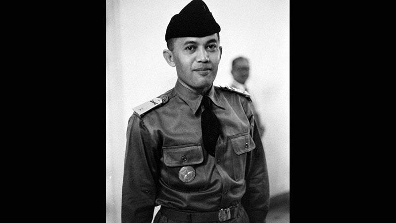 Biografi Abdul Haris Nasution - AH Nasution Muda