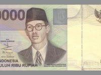 Biografi WR Supratman - Uang 50.000 Tahun 1999