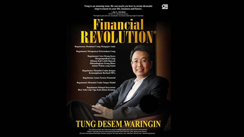 Buku Financial Revolution