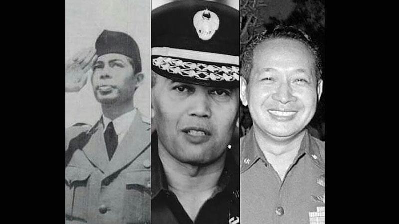 Jenderal AH Nasution - Tiga Jenderal Bintang Lima