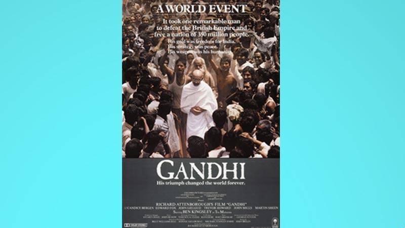 Film Gandhi Rilis Tahun 1982